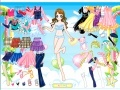 Permainan Air Fairy Dress up online - permainan online