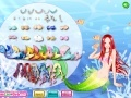Permainan Manis Mermaid Fairy Dress Up online - permainan online