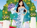 Permainan Bride Barbie Dress up online - permainan online