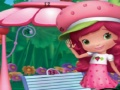 Permainan Strawberry Shortcake Hidden Numbers online - permainan online