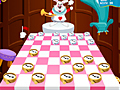 Permainan Checkers of Alice in Wonderland online - permainan online